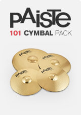 Paiste 101 Universal Messing Becken