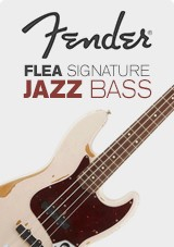 Fender Flea Signature Jazz Bass, Roadworn Shell Pink