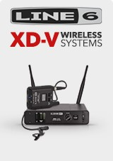 Line 6 XD-V Wireless Systems