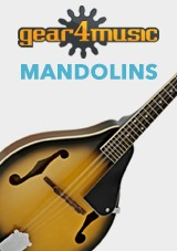 Mandolins by Gear4music