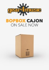 gear4music bopbox Cajon ON SALE NOW