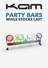 KAM Party Bars While Stocks Last!