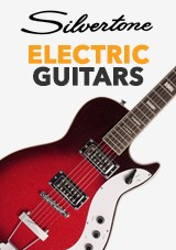 Silvertone Electric Guitars (use 1423/RSFB for the image)